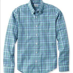 NEW! Wrinkle-Free Kennebunk Sport Shirt, Slim Fit
